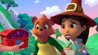 Голди и Мишка - Серия 10 Сезон 2 | Мультфильм Disney Узнавайка
