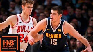 Denver Nuggets vs Chicago Bulls Full Game Highlights | 01/17/2019 NBA Season