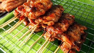 preview picture of video 'Thai Street Food Pattaya Food Stalls Naklua'