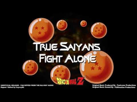 Dragonball Z - Episode 278 - True Saiyans Fight Alone - (Part 1) - [Faulconer Instrumental]