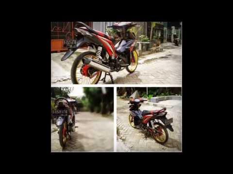 Video Video Modifikasi Honda Absolut Revo | Bahan modifikasi