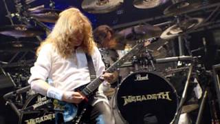 Megadeth -Blackmail The Universe (That one Night) [High Quality Mp3]