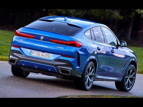 2020 BMW X6 (M50i) Festures, Design, Interior and Driving
