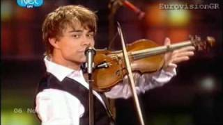 ALEXANDER RYBAK- FAIRYTALE (EUROVISION 2009 WINNER)