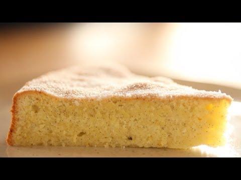 Video Olive Oil Cake