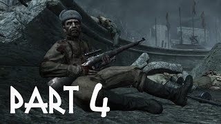 Call of Duty World at War Walkthrough Gameplay Part 4 Campaign Mission 4 [ Vendetta ]