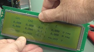 EEVblog #1192 - Power Meter LCD Repair