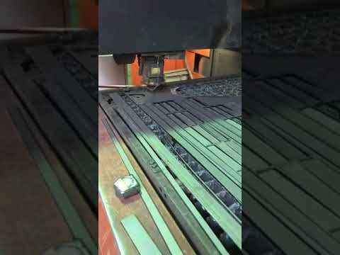 CNC Lazer Sac Kesim Makinesi