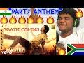 SOUTH AFRICAN REACTS TO THALAPATHY VIJAY !! | Master - Vaathi Coming Video | Thalapathy Vijay