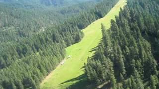 Glastar landing rwy 1-Moose Creek, ID
