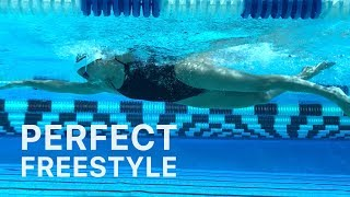 How To Swim Freestyle With Perfect Technique