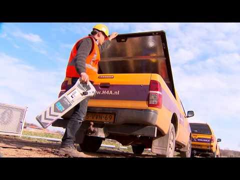 BOUW.TV 15: H4A gebruikt de telematicaoplossingen van Suivo voor materiaalbeheer