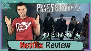 Peaky Blinders Season 5 Netflix Review
