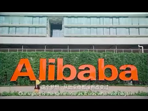 Alibaba released video for road show