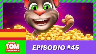 Cara de póker - Talking Tom and Friends (Episodio 45 - Temporada 1)