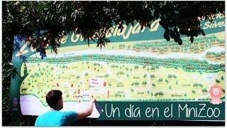 Vlog: Un día en el MiniZoo de Guadalajara (2 sin cortes)