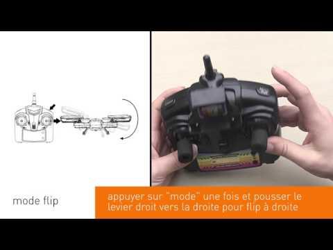 Polaroid Drone Mirage 6 - Ref : DRF10WLPR002
