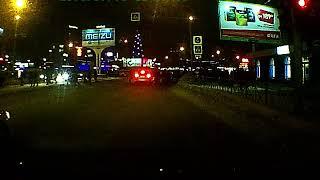 Авария на площади Калинина, 18 января 2019 года, Новосибирск