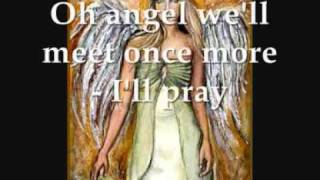 Judas Priest - Angel (Lyrics On Screen)