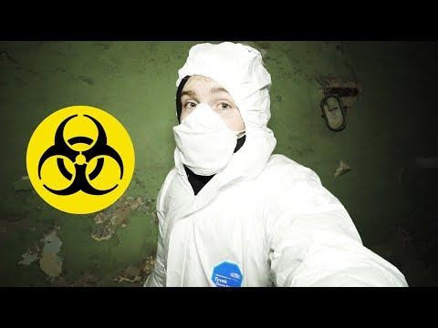 Scariest room in Chernobyl Abandoned Ghost City - Chernobyl 2.0 PART 2