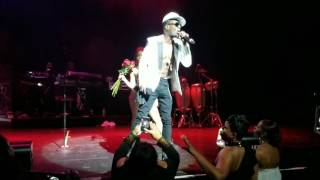 """I Miss You"" - Aaron Hall ft. Guy (Concert performance)"