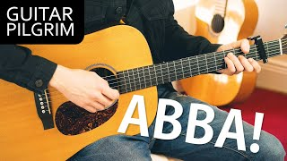 How To Play Knowing me, Knowing You ABBA