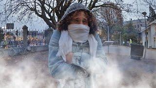 VOY A MORIR DE FRÍO AQUÍ! | Amsterdam