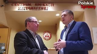Arkadiusz Miksa m.in. o działalności Stowarzyszenia im. Romana Dmowskiego