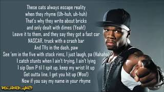 50 Cent - Your Life's on the Line (Lyrics)