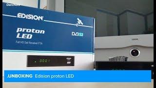 UNBOXING – Edision Proton LED