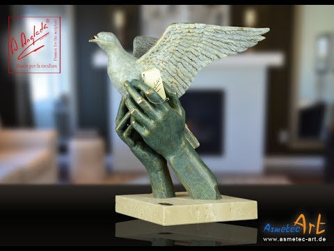 Angeles Anglada 197 - Allegorie Frieden