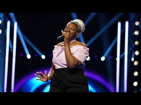 Ida Njie: Ain't No Mountain – M.Gaye/T.Terrell - Idol Sverige (TV4)