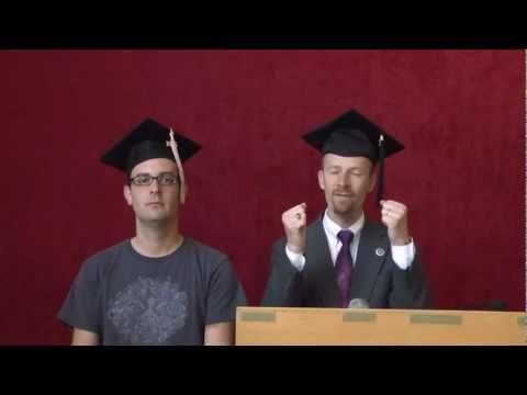 A Very Special Graduation Message