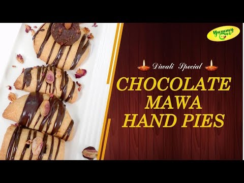 Diwali Special How to Make Chocolate Mawa | YummyOne