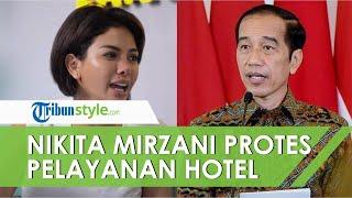 Nikita Mirzani Protes Karantina Hotel Bintang 5, Sebut Pelayanan Buruk hingga Singgung Nama Jokowi