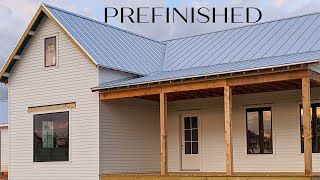 Home Siding - LP Expert Finish SmartSide Review.  Wood vs. Fiber Cement.