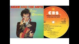Adam and the Ants - Picasso Visita El Planeta De Los Simios (Lyrics/Slideshow)