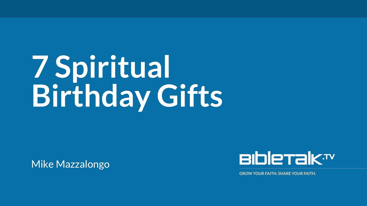 7 Spiritual Birthday Gifts