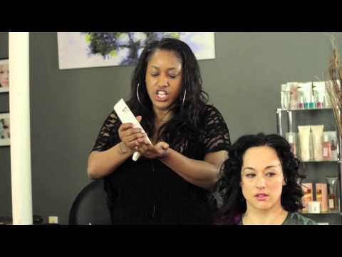 Video How to Wash Hair After a Perm : Hair Styling & Care