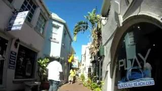 preview picture of video 'Nassau Shopping Arcades'
