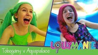 Lollymánie S01E11 - Tobogány v Aquapalace Praha