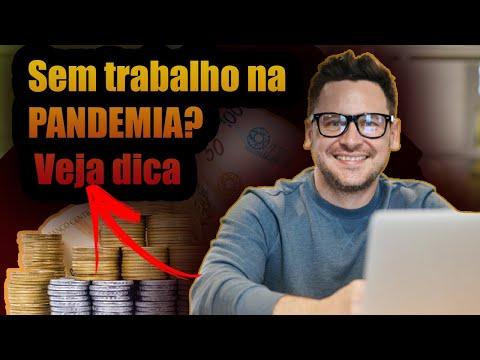 COMO GANHAR DINHEIRO NA INTERNET Quarentena como gerar renda na pandemia