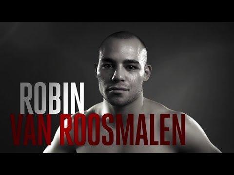 ROBIN VAN ROOSMALEN