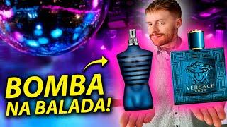 7 Perfumes Masculinos MATADORES Pra BALADA, Só Os BOMBÁSTICOS (feat. Junior Barreiros)