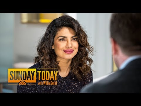 'Quantico' Star Priyanka Chopra On Her Move To Hollywood: 'I Wanted The World' | Sunday TODAY