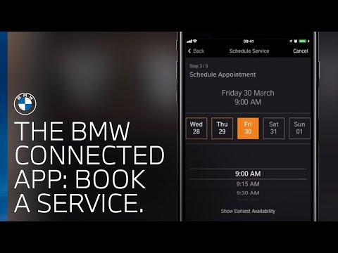 Download Bmw Uk The Bmw Connected App Video 3GP Mp4 FLV HD