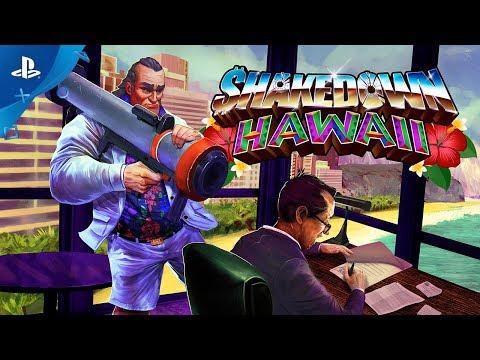 Trailer de Shakedown Hawaii