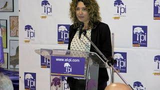 preview picture of video 'Presentació candidata del Pi a Porreres Francisca Mora 10-01-15'