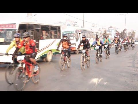 काठमाडौं–जनकपुर साईकल यात्रा