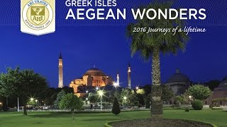 Greek Isles And Aegean Wonders ~ Cruise Roundtrip From Athens